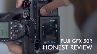 An HONEST Fuji GFX 50R Review // Fashion Samples Included!