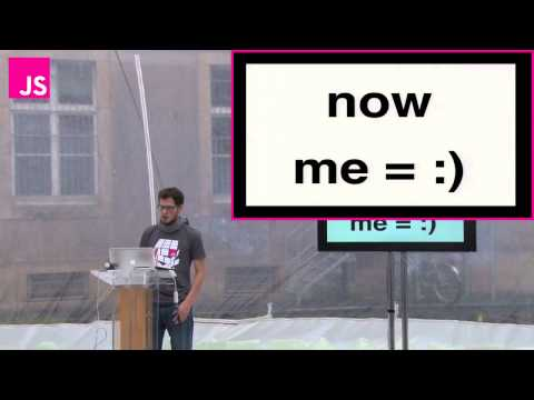 Julian Viereck: Don't dream - make the WebAPI of your dreams become real!