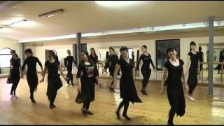 Лезгинка в Алматы: главный клип ансамбля бахар