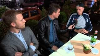 Fotbollskanalen on tour med Pontus Jansson: