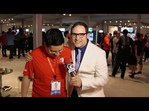 John Teti asks E3: Are you raising the bar or pushing the envelope?