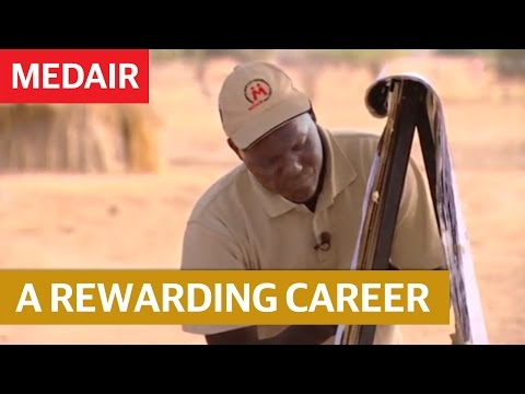 Consider a rewarding career in humanitarian work with Medair