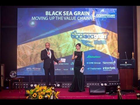 XVI International Conference «Black Sea Grain»