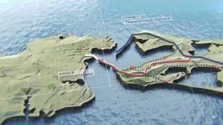 Дорога к Керченскому мосту: 5 транспортных развязок на подъездной трассе