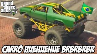 GTA V NOVA GERAÇÃO - Marshal, o NOVO Caminhão MONSTRO, o carro HUEHUEHUE BRBRBRBR