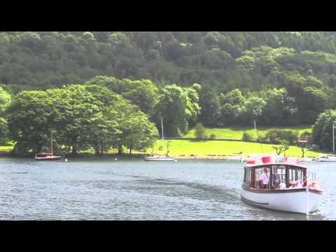 Linthwaite  views round the lake