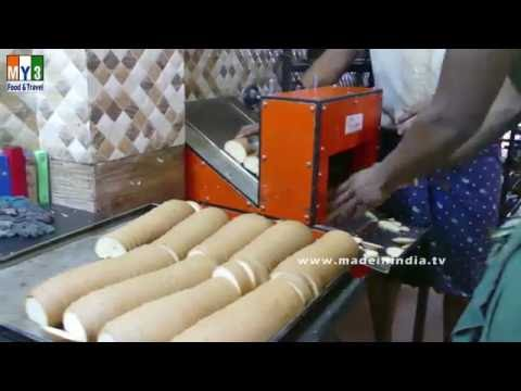 MAKING OF WHEAT RUSK | BAKERY FOODS IN INDIA | STREET FOODS IN INDIA street food