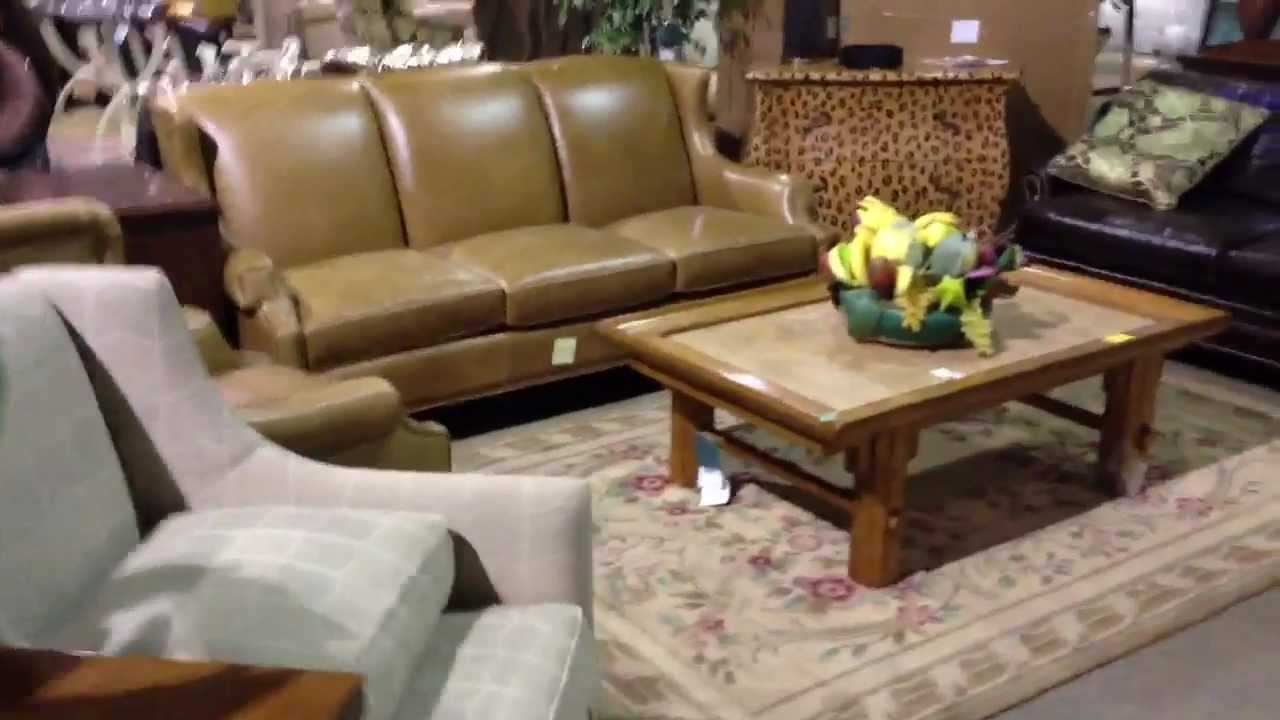 High End Furniture Auction Youtube