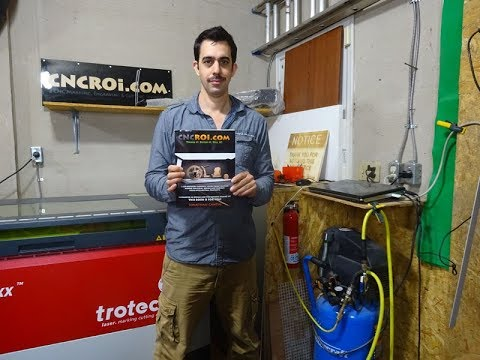 Trotec Speedy 400 Flexx Review: Customer Testimonial 3.5 Years In!