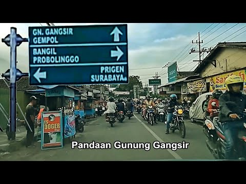 Jalur Pandaan Randu Pitu Gunung Gangsir Pasuruan Jawa Timur Youtube