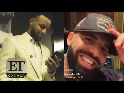 Dreena Gonzalez - Watch as Drake FaceTimes Steph Curry After Raptors Win