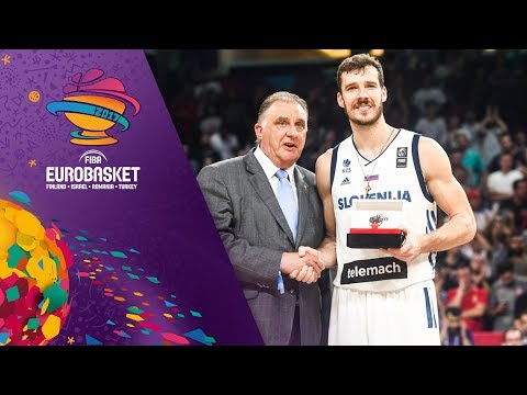 Best of Goran Dragic - MVP - FIBA EuroBasket 2017