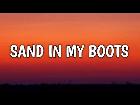 Morgan Wallen – Sand In My Boots (Lyrics)