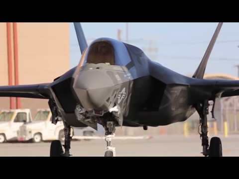 VMA-211 transitions to F-35