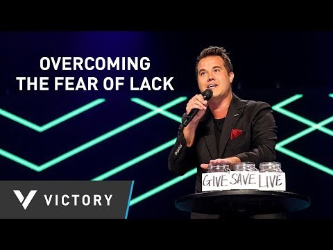 Overcoming the Fear of Lack | Pastor Paul Daugherty (Fear Inc Series-pt.2)