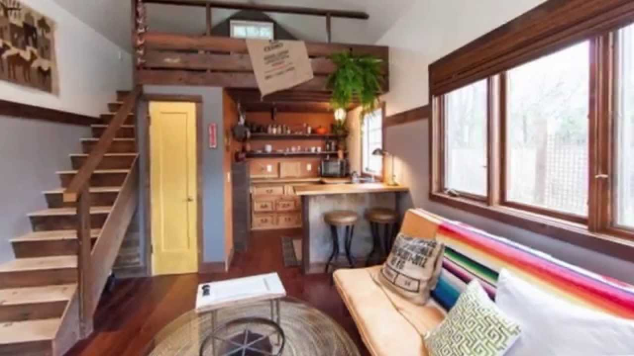 Tiny houses casas peque as youtube - Casas japonesas modernas ...