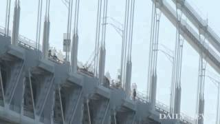 Police thwart second jumper attempt on Verrazano Bridge in two days