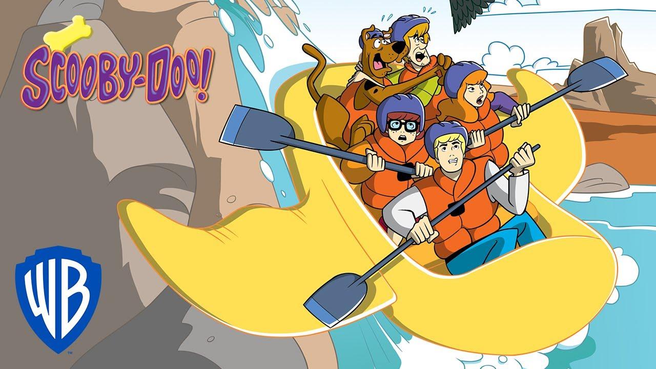 Scooby-Doo! en Latino | Aventura en los rápidos | WB Kids