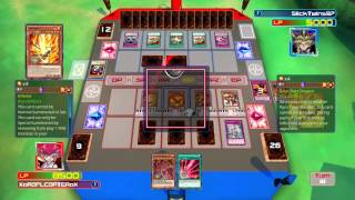 Yu-Gi-Oh! Legacy of the Duelist: Lucky Punch.