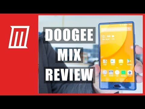 """Doogee Mix Review and Hands-On: The $200 """"Bezel-less"""" Budget Phone"""