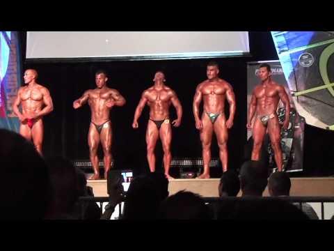 Grand Prix de Lyon Bodybuilding Soufiane Djoukbala