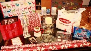 Christmas Shopping Haul, Snow, Owl Mug & More