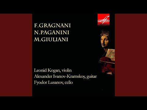 Duet for Guitar and Violin in A Major: III. Rondo - Allegretto