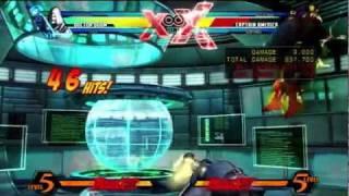 UMvC3 TAC combo (Doctor Doom) Swag Technology [LHI] DOOMFACE