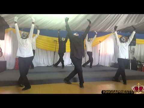 Sweet Jesus(J Moss) by K.A.P Interpretive Spiritual Dancers: South Africa