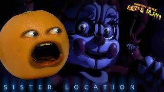 Annoying Orange Plays - FIVE NIGHTS AT FREDDY