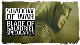 BLADE OF GALADRIEL RUMORS | What we know SO FAR!