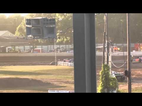 Cory Mahder - July 26th, 2013 - 3rd Place - Make-up Feature - Red Cedar Speedway
