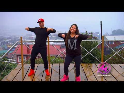Felices los 4 – Maluma – Zumba Choreography – Meli Espinoza