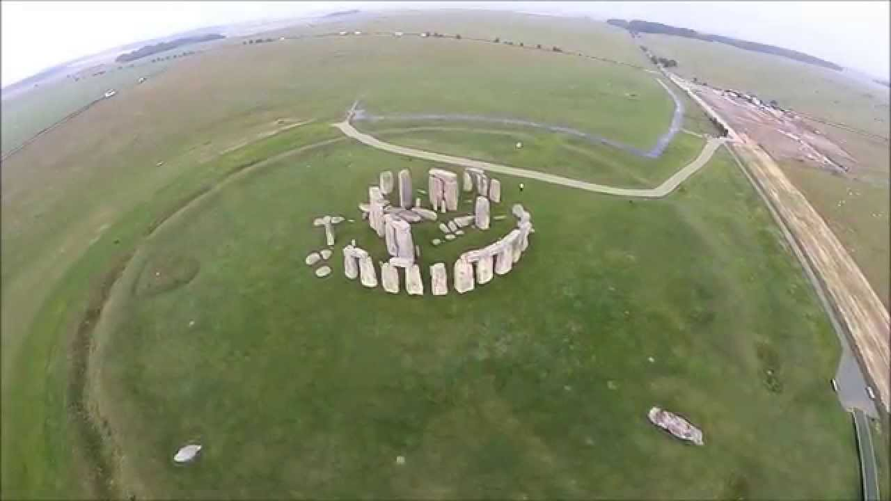 Stonehenge: Celebration and Subversion | Andy Worthington |Stonehenge Aerial View Complete