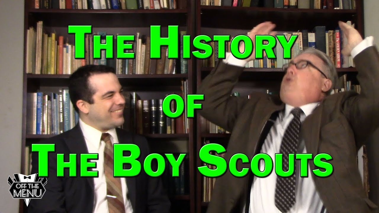 The History of the Boy Scouts