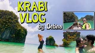 Krabi Vlog by Debina | Debina Decodes | Travel Ep 03
