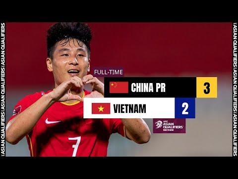 China Vietnam Goals And Highlights