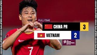 Китай  3-2  Вьетнам видео