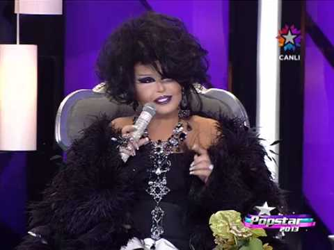 DIVA BULENT ERSOY♫♫♥♪ POP STAR 2013 ♫♫♥ 28 mart