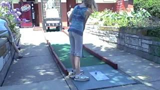 Bunny Hutch Mini Golf 8/9/2011 13