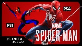 Lo Realmente Necesario para Crear un Buen Juego de Spider-Man | PLANO DE JUEGO