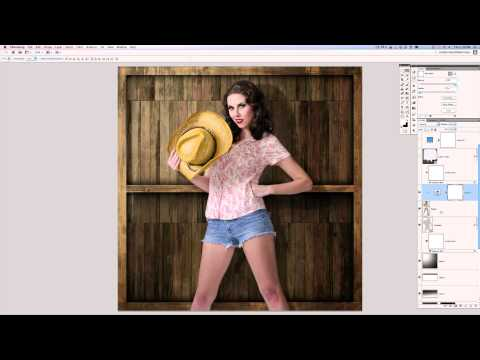 Create a Photo Composite With Filter Forge and Photoshop