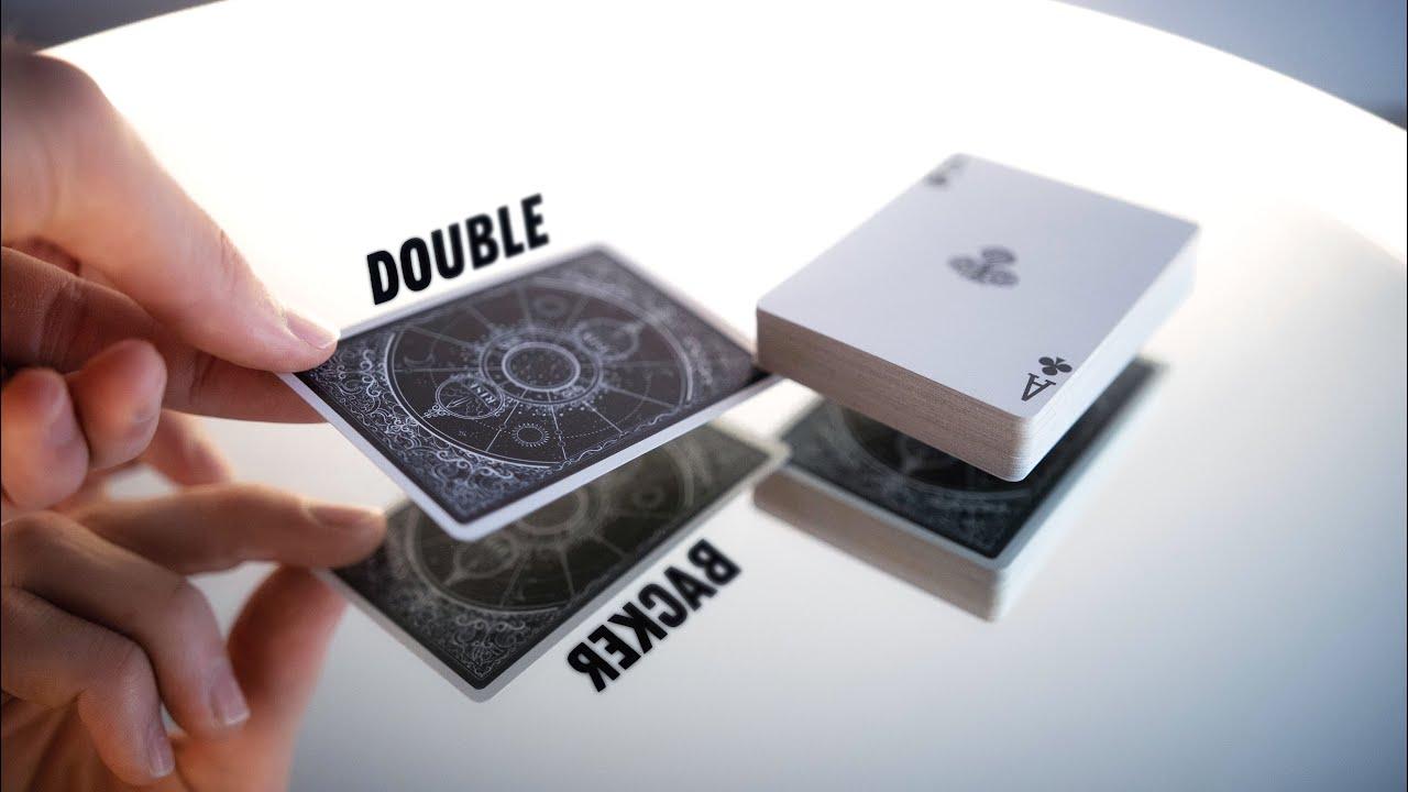 the impromptu invisible deck  cardtrick tutorial