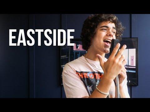 Eastside - Halsey, Khalid & Benny Blanco - Cover (Cover By Alexander Stewart)