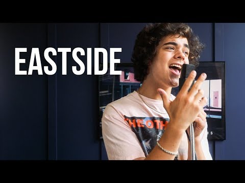 Eastside - Halsey, Khalid & Benny Blanco - Cover (Cover by Alexander Stewart)