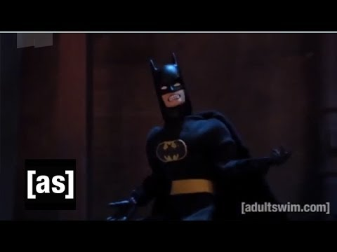 Choose Your Adventure: DC Comics | Robot Chicken | Adult Swim