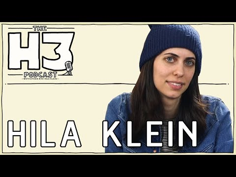 H3 Podcast #38 - Hila Klein