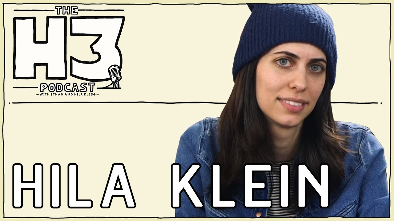 c8e1f22abc031 H3 Podcast  38 - Hila Klein - YouTube
