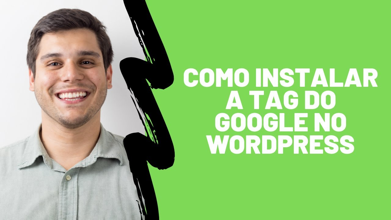 Como instalar a TAG do Google no WordPress (Remarketing Google Ads)