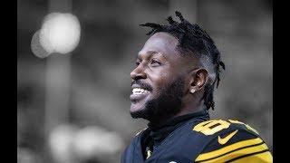 Antonio Brown || 2018-2019 Pittsburgh Steelers Highlights ᴴᴰ
